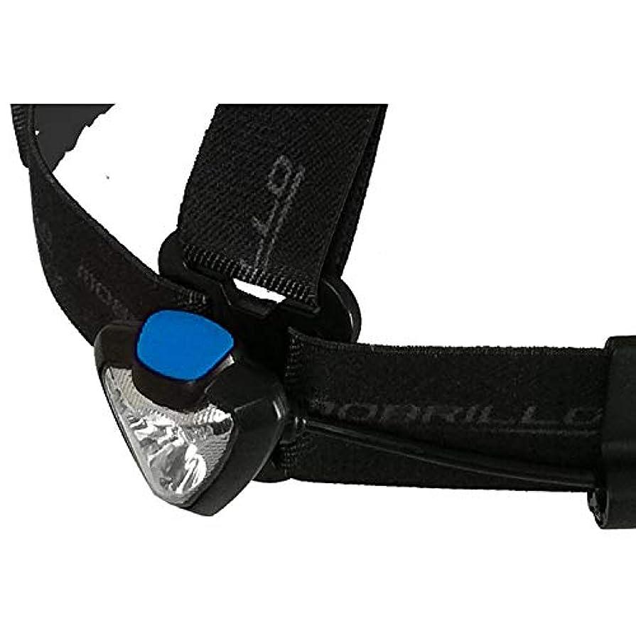 立法正しく歴史的モブリロ(MOBRILLO) ヘッドライト LEDヘッドライト 乾電池式 防塵防水仕様 130ルーメン スポットタイプ MB-B130S