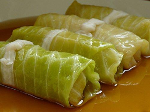 自然食品のたいよう E)国産ロールキャベツ (調理済・冷凍) 2個セット