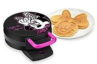 【並行輸入】Disney ディズニー Minnie Mouse ミニーマウス Waffle Maker ワッフルメーカー