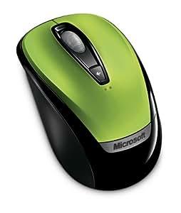 マイクロソフト ワイヤレス オプティカル マウス Wireless Mobile Mouse 3000 メタリック グリーン 6BA-00016