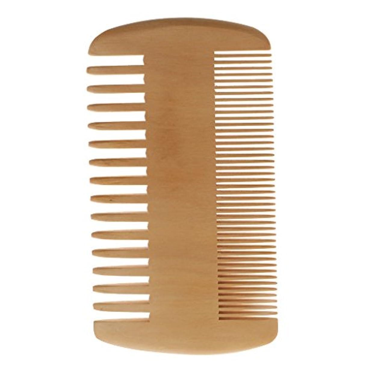 ちなみに断線プリーツポケットコーム 木製コーム 木製櫛 ヘアダイコーム ヘアブラシ 2倍 密度 歯 携帯 便利