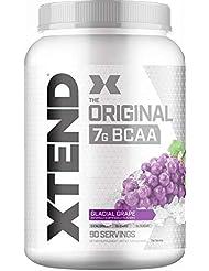 Scivation 大容量约1.2千克 Xtend(BCAA+L谷氨酸+瓜氨酸) 葡萄口味 混合氨基酸