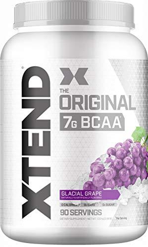 【海外直送品】Scivation Xtend BCAA 90杯分 (グレープ)