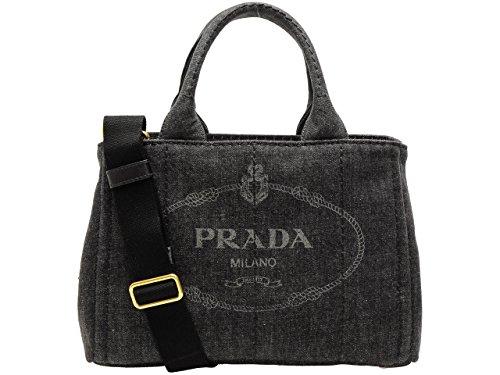 (プラダ) PRADA バッグ トートバッグ 2way 1bg439 カナパ CANAPA MINI ブランド [並行輸入品]