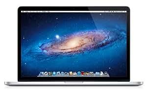 Apple MacBook Pro withRetinaDisplay15.4/2.6GHzQuadCorei7/8GB/512GB MC976J/A
