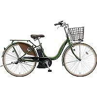 ブリヂストン 電動自転車 アシスタファイン A6FC19 E.Xナチュラルオリーブ E.Xナチュラルオリーブ