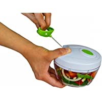 Pesp Hand Poweredフードプロセッサー手動フード野菜フルーツChopper