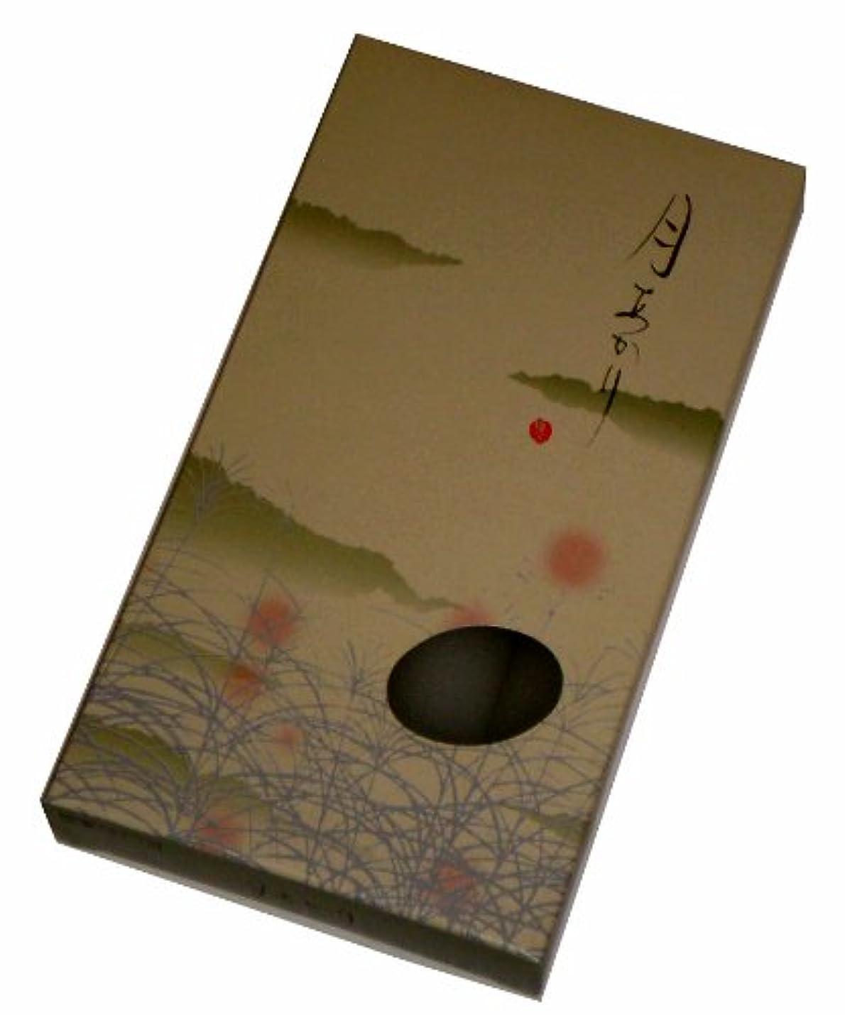 四面体箱下向き東海製蝋のろうそく 月あかり 太10時間4本