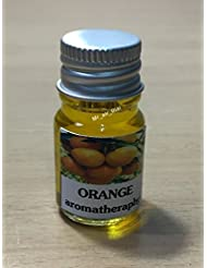 5ミリリットルアロマオレンジフランクインセンスエッセンシャルオイルボトルアロマテラピーオイル自然自然5ml Aroma Orange Frankincense Essential Oil Bottles Aromatherapy...