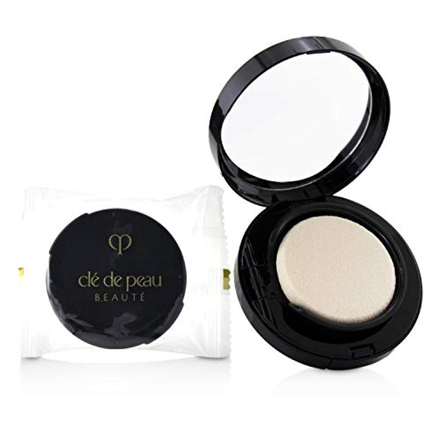 姿勢安らぎ登録するクレ?ド?ポー Radiant Cream To Powder Foundation SPF 25 - # O10 (Very Light Ochre) 12g/0.42oz並行輸入品
