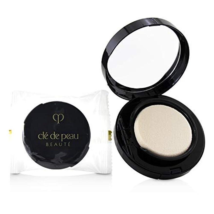 素子ラベンダー真面目なクレ?ド?ポー Radiant Cream To Powder Foundation SPF 25 - # I10 (Very Light Ivory) 12g/0.42oz並行輸入品