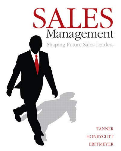 Download Sales Management 0132324121