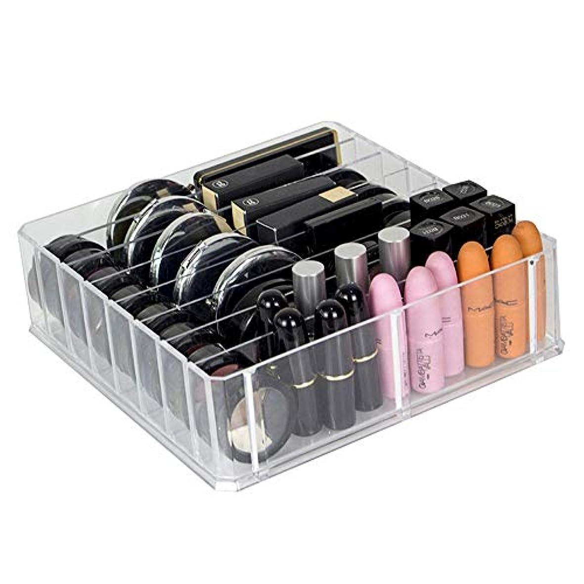 心のこもったバイナリハンドブック整理簡単 化粧台、化粧台、化粧台、化粧台、化粧台、化粧台、化粧台、その他 (Color : Clear, Size : 24.6*24*7CM)