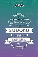 O melhor livro de quebra-cabeças de Sudoku para Sancha