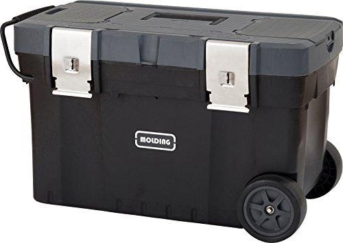 モールディング トランクボックスカート ウィズ キャスター molding TRUNK BOX CART [ 67L / グレー ] with Castors 収納ボックス 道具箱