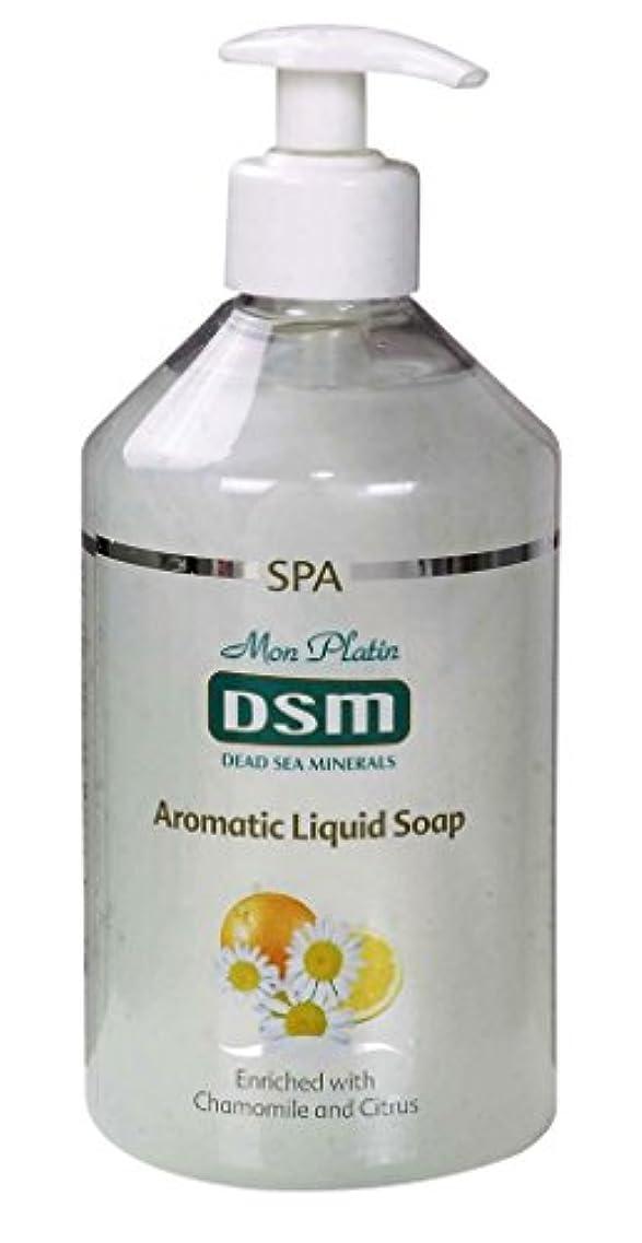 委員長娘ゴージャスかぐわしい香り付き官能的な、多目的の石鹸なしの石鹸 500mL 死海ミネラル A sensual, multi-purpose soapless soap, enriched with aromatic fragrances