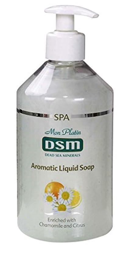 壮大試してみる箱かぐわしい香り付き官能的な、多目的の石鹸なしの石鹸 500mL 死海ミネラル A sensual, multi-purpose soapless soap, enriched with aromatic fragrances