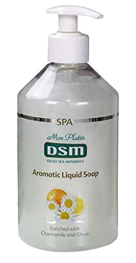 全員仕立て屋干ばつかぐわしい香り付き官能的な、多目的の石鹸なしの石鹸 500mL 死海ミネラル A sensual, multi-purpose soapless soap, enriched with aromatic fragrances
