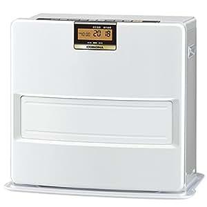 コロナ(CORONA) 石油ファンヒーター (木造12畳まで/コンクリート17畳まで) VXシリーズ パールホワイト FH-VX4615BY(W)