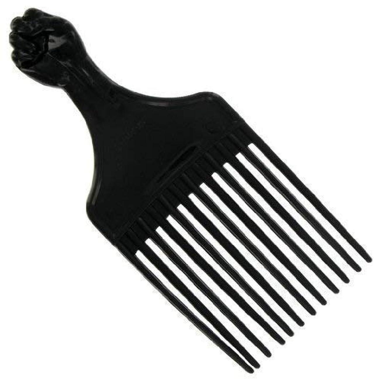 博覧会防ぐ喜劇Afro Hair Pick (F-7027) [並行輸入品]