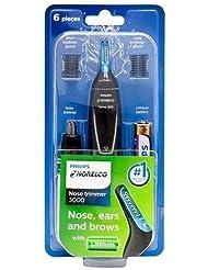 Philips NT3000 鼻/耳&眉毛トリマー Series 3000 [並行輸入品]