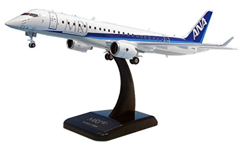 全日空商事 1/200 MRJ90 JA25MJ 飛行試験機5号機 プラスチックスタンド付 完成品