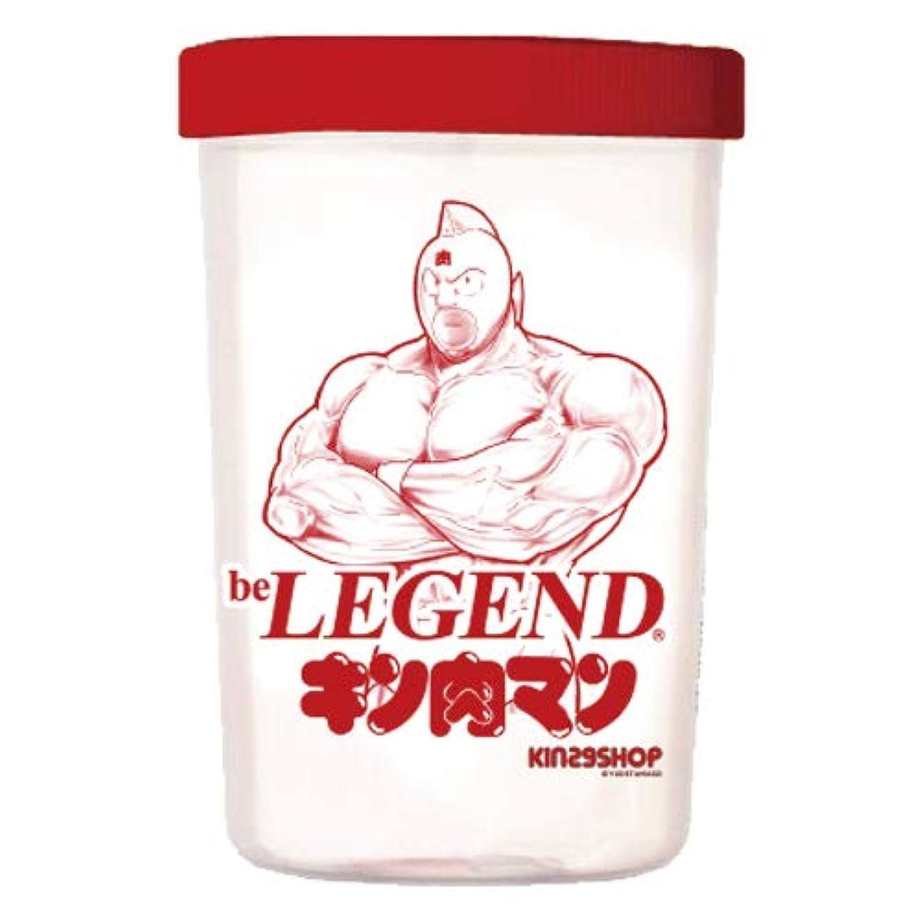 ミルク思いやり信頼性のあるビーレジェンド キン肉マン シェーカーボトル