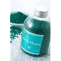 北見ハッカ通商 入浴剤Sel de Menthe(セル・デ・メンタ)徳用ボトル450g