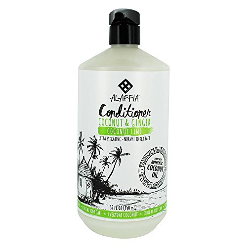 ALAFFIA-EVERYDAY COCONUT Conditioner Coconut Lime, 950 Milliliter