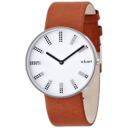 [エービーアート]a.b.art 腕時計 series DL DL-401 BR/S メンズ 【正規輸入品】