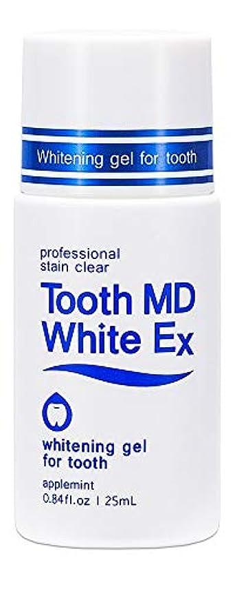 どきどきホスト口トゥースMDホワイトEX 1個 [歯のホワイトニング]