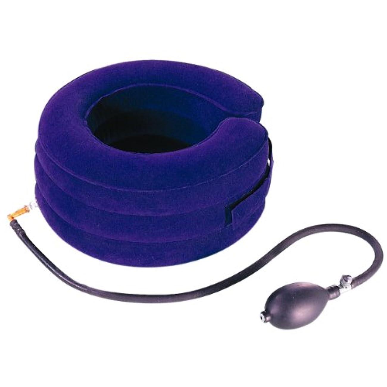 超える観察する床を掃除するDr.エアー補正ストレッチ 首筋用 ネックストレッチ