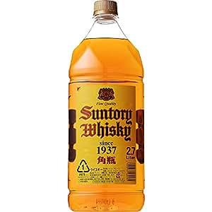 サントリー ウイスキー 角瓶 2700ml