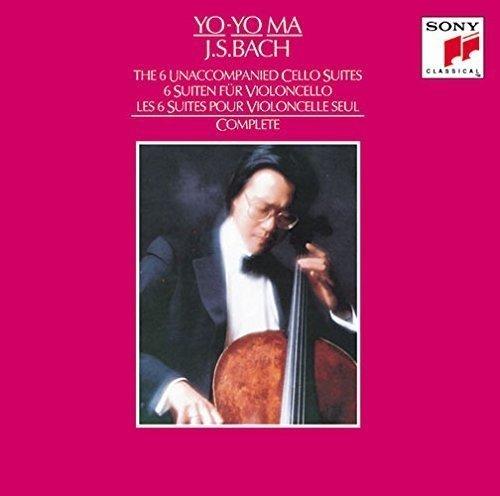 J.S.バッハ:無伴奏チェロ組曲(全曲)(期間生産限定盤)