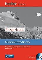 Der Bergkristall - Leseheft mit Audio-CD