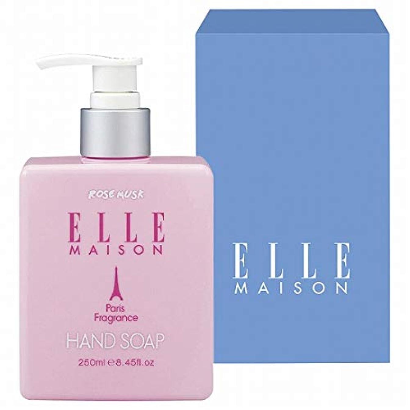 一回ために予想外エルマイソン(ELLE MAISON) ELLE MAISON 薬用ハンドソープ