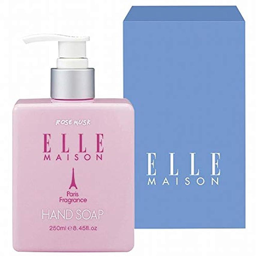 同志眠る刺激するエルマイソン(ELLE MAISON) ELLE MAISON 薬用ハンドソープ