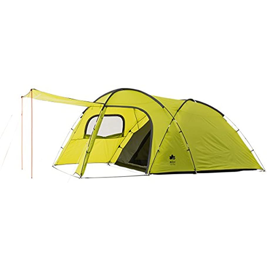 皮肉医療過誤動力学ロゴス(LOGOS)  テント 4~5人用 ROSY ドゥーブル XL 71805022 広々2ルームテント