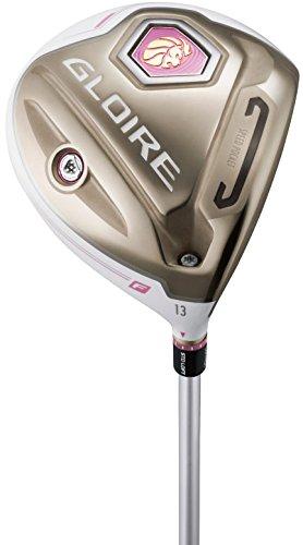 TAYLOR MADE(テーラーメイド) ゴルフ ドライバー GLOIRE F  B1818503 2015 フレックス:L ハンド:right ロフト角:13 シャフト長さ:43.75in 番手:W#1 ライ角:60度