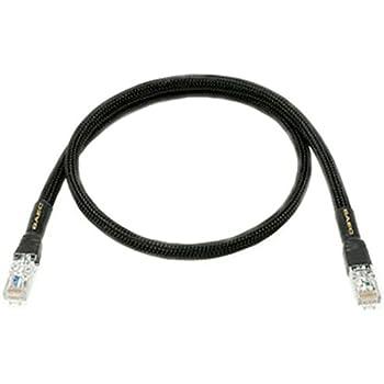 NEW ACOUSTIC REVIVE PC-TripleC R-AL1 1m  LAN cable 1.0 m R-AL1-1.0 From Japan