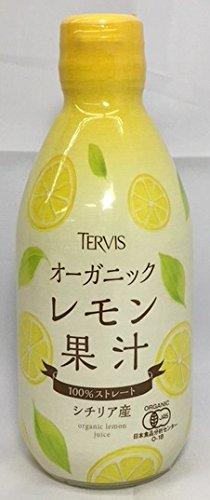 オーガニックレモン果汁 300ml