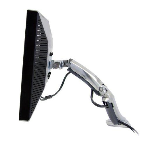 エルゴトロン MX デスクマウント モニターアーム 13.6kgまで 45-214-026