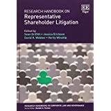 Research Handbook on Representative Shareholder Litigation (Research Handbooks in Corporate Law and Governance)