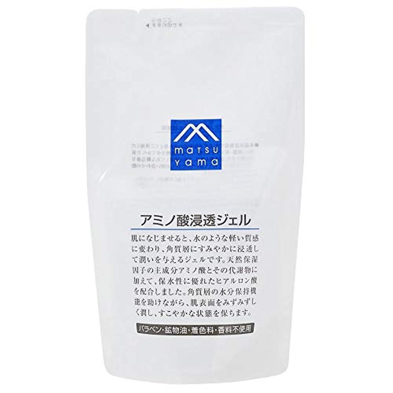 サンドイッチハウス分子Mマーク(M-mark) アミノ酸浸透ジェル 詰替用 化粧水 140mL