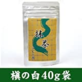 M 山政 小山園 槇の白 40g袋 抹茶 /ホ/ ほんぢ園 薄茶 京都