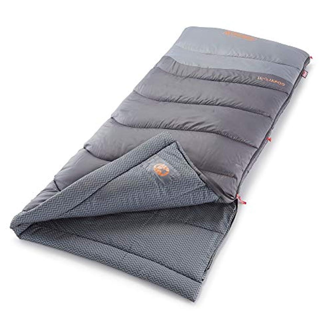 ぜいたく酸度クモComleman 2000032331 レディース 快適 40度 寝袋 グレー