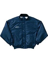 アシックス(asics) ウォーマージャケット OWW702 50 ネイビー M