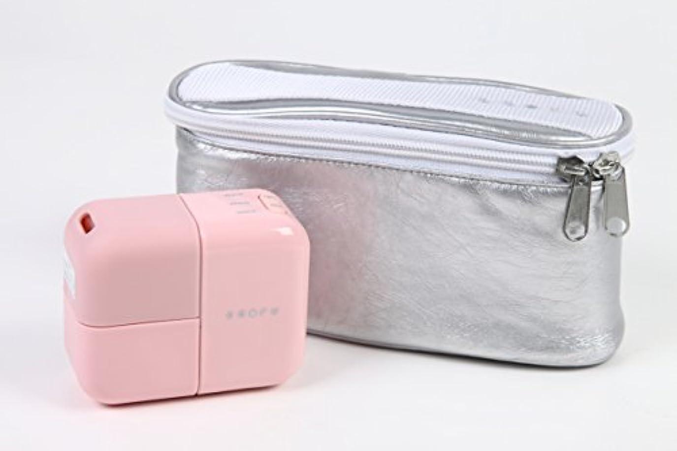 前提条件便利アクセントカオルモバイル アロマディフューザー (サクラ(ピンク))