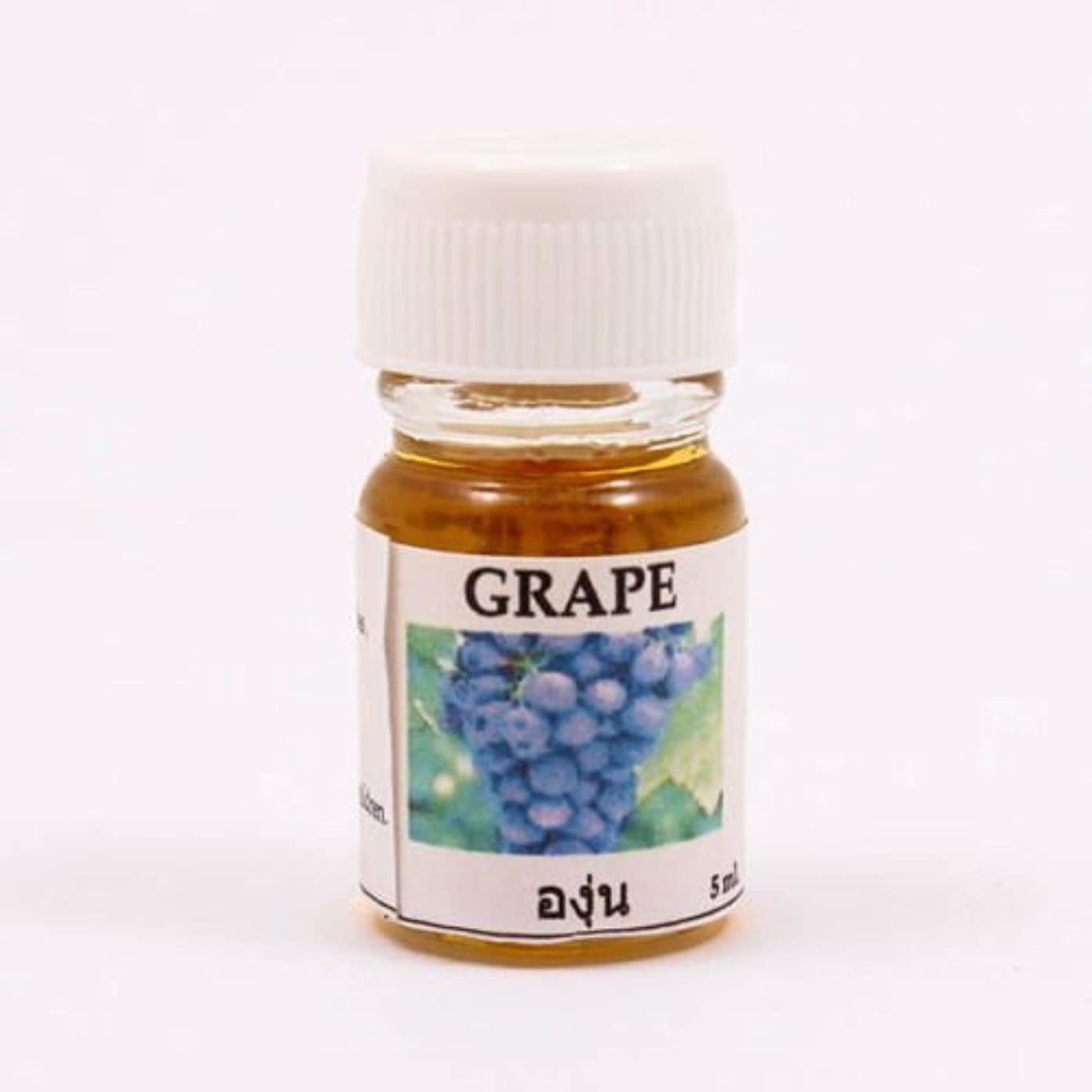 浴室ライフル使役6X Grape Aroma Fragrance Essential Oil 5ML. (cc) Diffuser Burner Therapy
