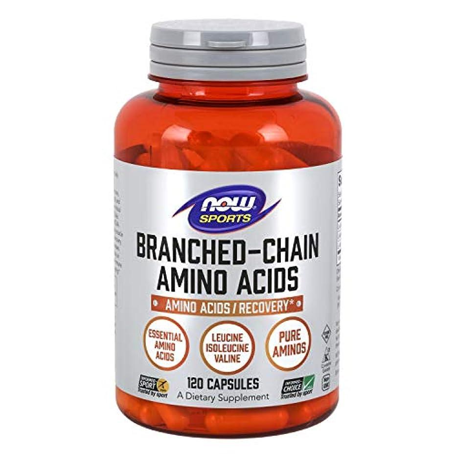 機会恥ずかしさ雑草[海外直送品] ナウフーズ 分岐鎖アミノ酸(BCAA) 120カプセル